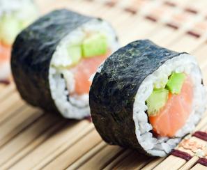 Sushi, prohibido en el embarazo al estar crudo
