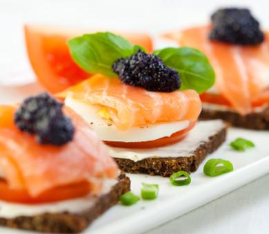 Alimentos con omega 3: salmón