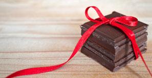 Embarazada: chocolate negro con ácido fólico