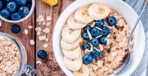 Embarazada: cereales integrales con ácido fólico