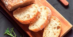 Embarazada: siempre pan y pastas con fibra integral