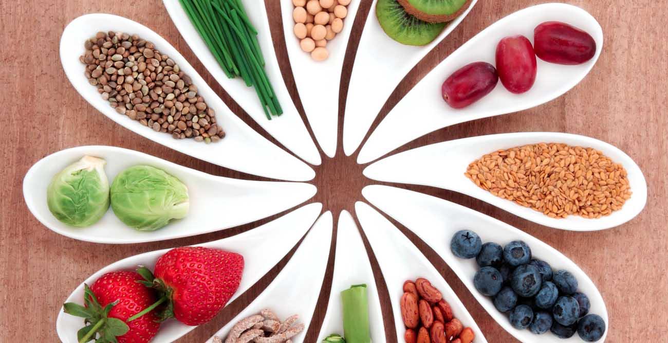 Dieta pobre en fibra