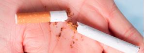 Deja de fumar antes o durante el embarazo