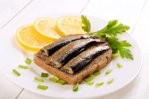 Alimentos con omega 3: sardinas
