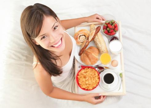 dieta saludable embarazo primer trimestre
