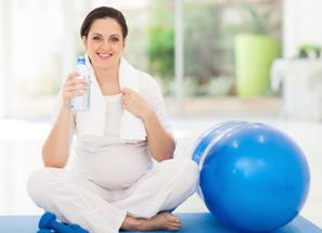 ejercicios durante el embarazo para favorecer el parto