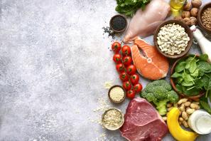 Como Debe Ser Una Dieta Equilibrada En El Embarazo